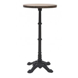 High Round Classic Table