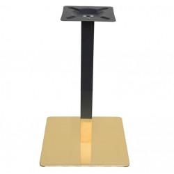 patas de mesa doradas Oro gold