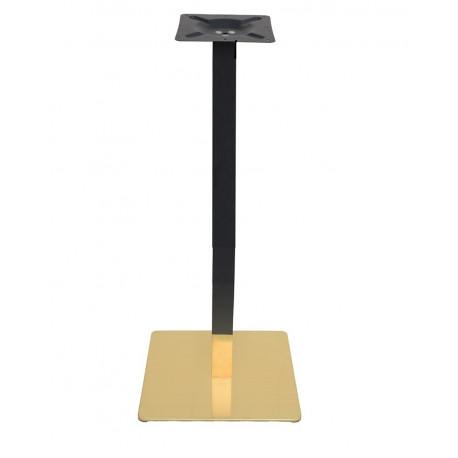 patas para mesas doradas oro bases bar hosteleria