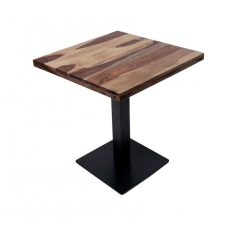 Mesa madera sheesham atenas sexam
