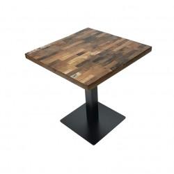 Mesas de madera reciclada tableros