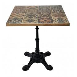 TABLE CLASSIC DECOR