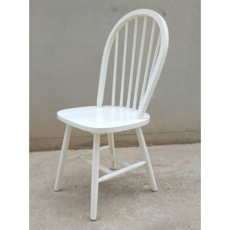 Silla  Windsor Blanco roto