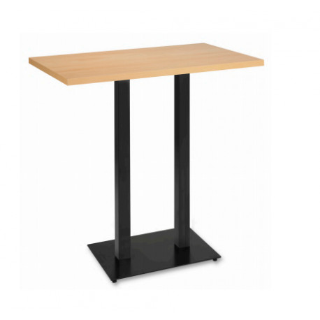 Athens Double Wood Table