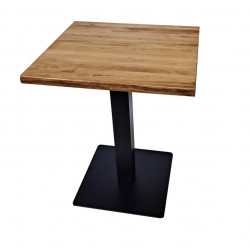 Mesas de madera bar Atenas