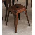 Tools stool under black