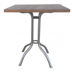 Mesa London vintage industrial hierro table