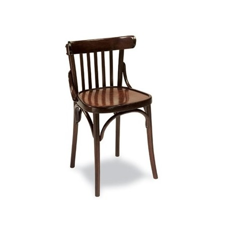 Silla R3 vintage madera haya curvada cafetin hosteleria thonet