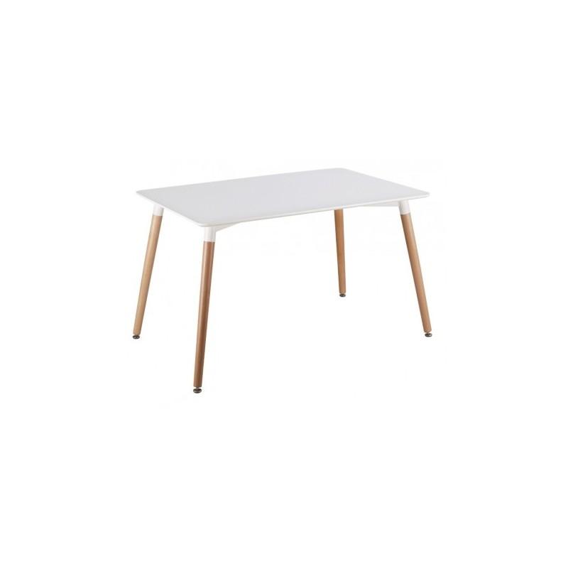 table spider 120x80 rosillo. Black Bedroom Furniture Sets. Home Design Ideas
