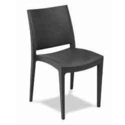 SILLA MR163 ANTRACITA