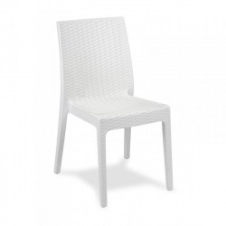 WHITE MR1110 CHAIR