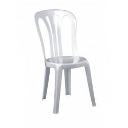 silla garrotxa blanca white apilable polipropileno plastico terraza diseño