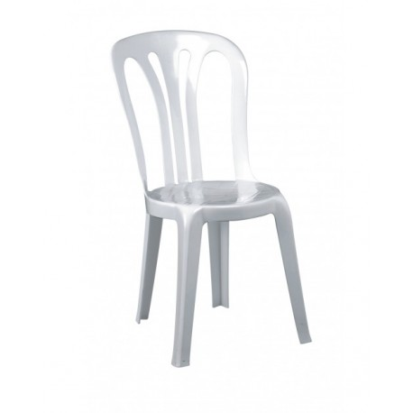 LOT 22 WHITE GARROTXA CHAIRS