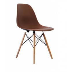 Chair  Spider-md brown