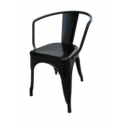 Sillon  Tools   Negro