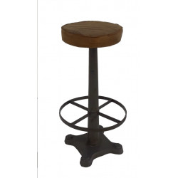 Harry Black Stool