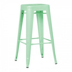 Stool Tools Green Water