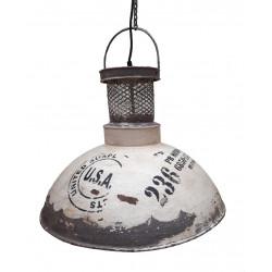 LAMPARA  VINTAGE USA