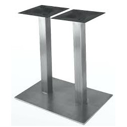 Athens Double Steel Base