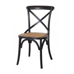 Chair Tonet-cruz  White