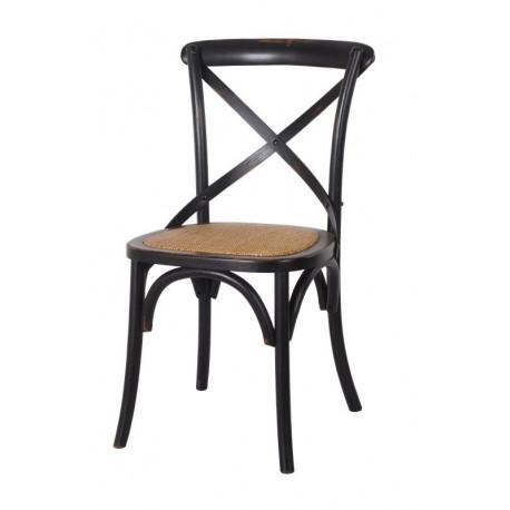 Chair Tonet-cruz  White