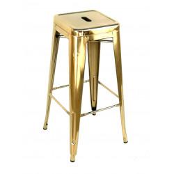 Taburete Tools  Gold  oro dorado rosillo
