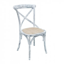 Tonet-Cruz Worn Chair