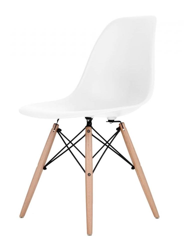 silla de hosteleria blanca