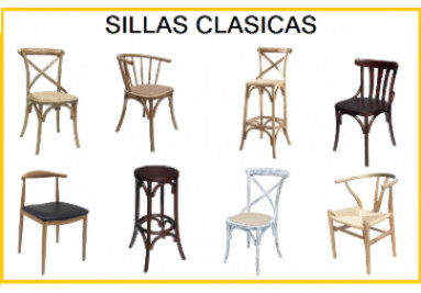 Sillas Crossback ch24 elbow m2 Wishbone Thonet