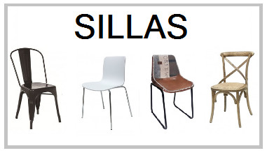 Sillas de comedor hosteleria restaurante bar